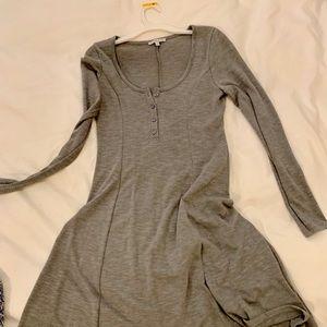 Long winterish dress